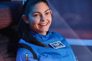 Самая молодая выпускница Академии НАСА: фото 19-летней Алиссы Карсон собирающейся на Марс
