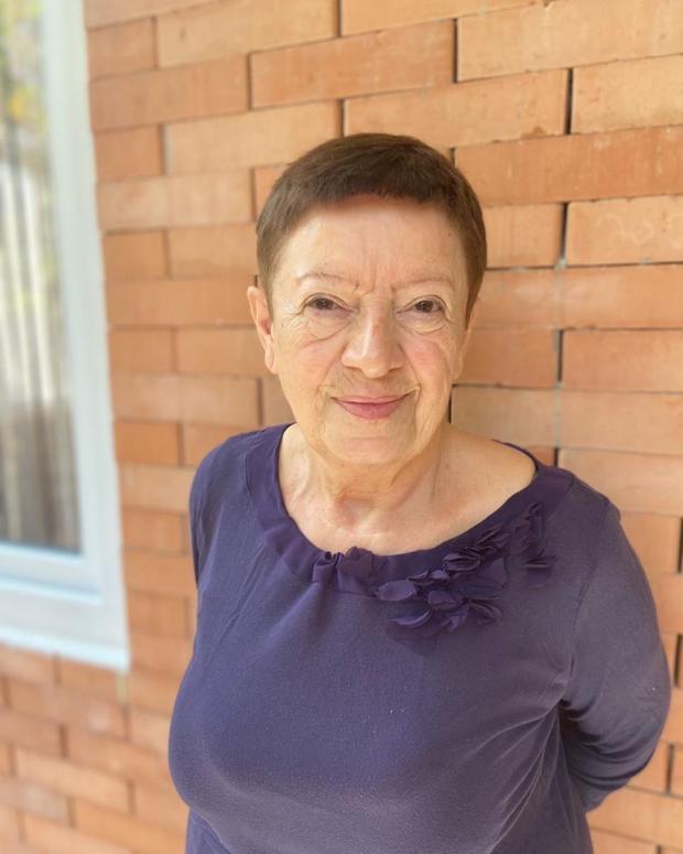 Мама Сосо Павлиашвили