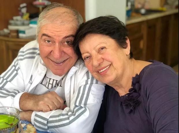 папа и мама Сосо Павлиашвили