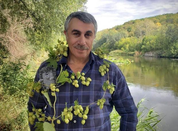 доктор Комаровский в лесу