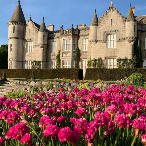 Шотландская резиденция королевы Балморал