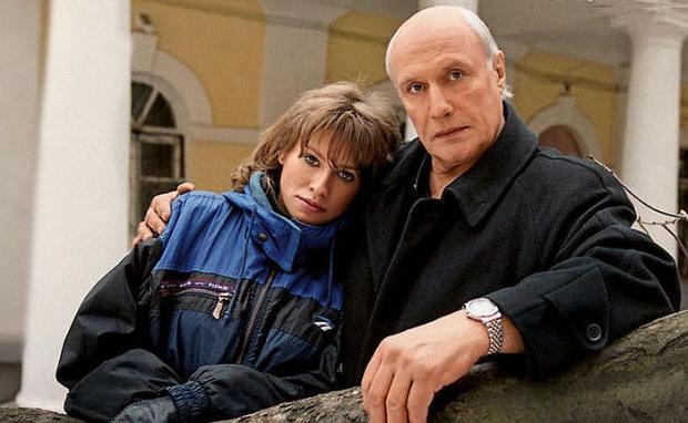 Александр Пороховщиков с женой Ириной