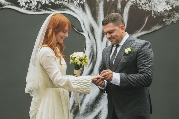 Светлана Тарабарова с мужем