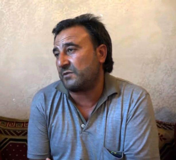 Многодетный отец из Турции