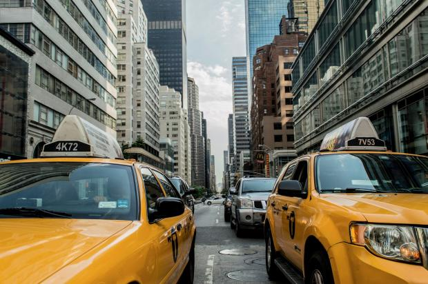 такси магины