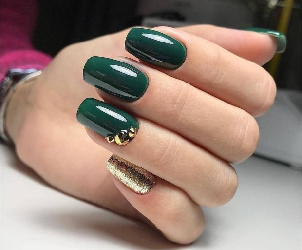 красивый цвет ногтей