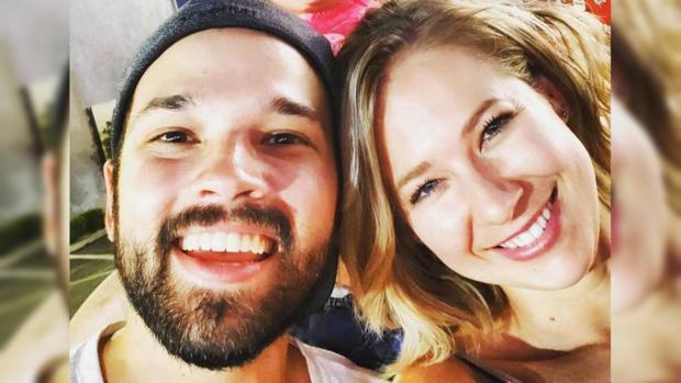Натан с бородой и его красавица-жена