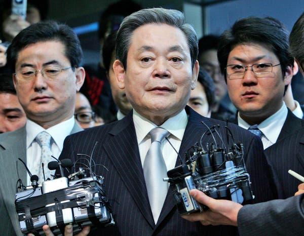 Руководитель Samsung