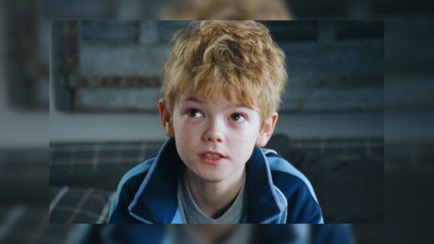 Томас в детстве