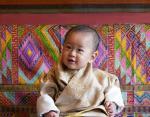 Младший сын короля Бутана