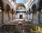 Заброшенная церковь в Италии