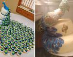 Павлин на свадебном торте: ожидание и реальность