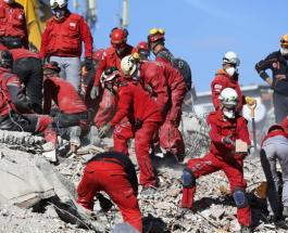 Число погибших в результате землетрясения в Турции заметно возросло
