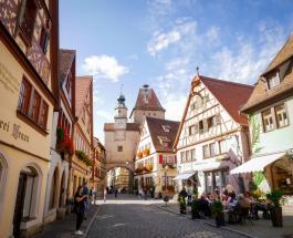 10 самых красивых маленьких городов Европы которые стоит посетить каждому туристу