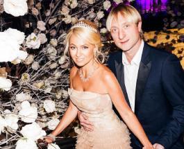 Евгений Плющенко отмечает день рождения: Яна Рудковская нежно поздравила любимого мужа