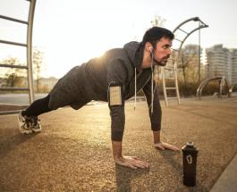 Что произойдет с телом если делать отжимания каждый день