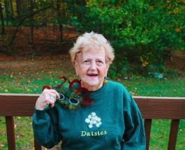 Самая пожилая звезда Tik-Tok: пользователи социальной сети покорены 90-летней женщиной