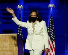Камала Харрис станет первой женщиной вице-президентом в США