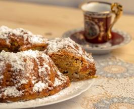 Ароматный тыквенный манник с грецкими орехами: простой рецепт вкусного десерта