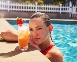 Красивый брат Кейт Хадсон: актриса показала совместные фото с Оливером