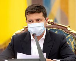 Президент Украины Владимир Зеленский госпитализирован с коронавирусом - СМИ
