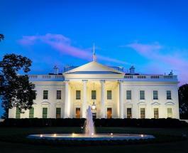 Мелания Трамп планирует в последний раз украсить Белый дом к Рождеству