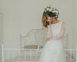 Неловкая ошибка со свадебным платьем сделала девушку звездой сети