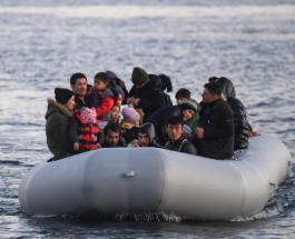 73 человека погибли в результате кораблекрушения у берегов Ливии