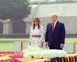 Новый выход в свет Дональда и Мелании Трамп снова вызвал разговоры об ухудшении их отношений