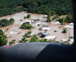 Никарагуа пострадал от разрушительного урагана Йота четвертой категории опасности