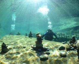 Новый мировой рекорд: египетский аквалангист провел под водой более шести дней