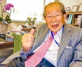 Секреты долголетия японского врача дожившего до 105 лет