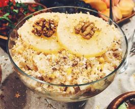 """Салат """"Дамский каприз"""" с ананасами: рецепт вкусной закуски для праздничного стола"""