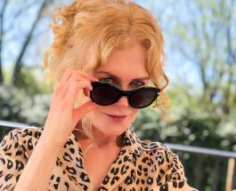 Новое фото 53-летней Николь Кидман: актриса показала стройную фигуру в спортивном комплекте