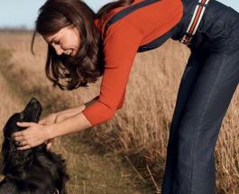 Кейт Миддлтон и Принц Уильям оплакивают смерть пса: милые семейные фото с Лупо