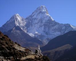 Ученые обнаружили мелкие частицы пластика недалеко от вершины Эвереста