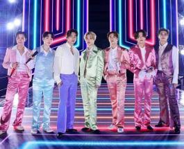 """Группа BTS стала первым представителем Южной Кореи номинированным на премию """"Грэмми"""""""