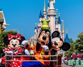 Диснейленд в Париже закрывается до февраля и не будет принимать гостей в праздники