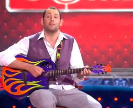 Семен Слепаков спел песню Путину на КВН: видеомонтаж получился смешной