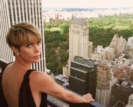 45-летняя Шарлиз Терон на новых фото удивила поклонников неувядающей красотой и молодостью