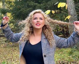 """""""На лыжах по асфальту"""": Анна Семенович подняла настроение поклонникам забавным видео"""