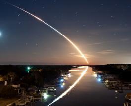 """""""Огненный шар"""" замечен в небе над Японией: метеор излучающий яркий свет попал на видео"""