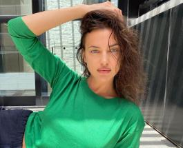 Леа де Сьен Шейк Купер - стильная малышка: Ирина Шейк одевает дочь в дорогие бренды