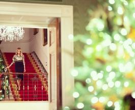 Мелания Трамп в последний раз украсила Белый дом к Рождеству и показала результат стараний