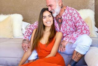 Самый милый танец Джанлука Вакки: миллионер трогательно отметил месяц со дня рождения дочери