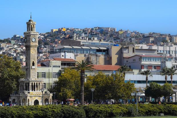 Турецкий город Измир