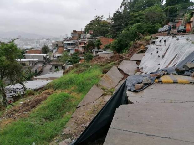 ураган Эта в центральной америке