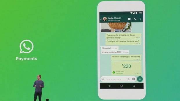 Марк Цукерберг рассказывает о приложении Вотсап