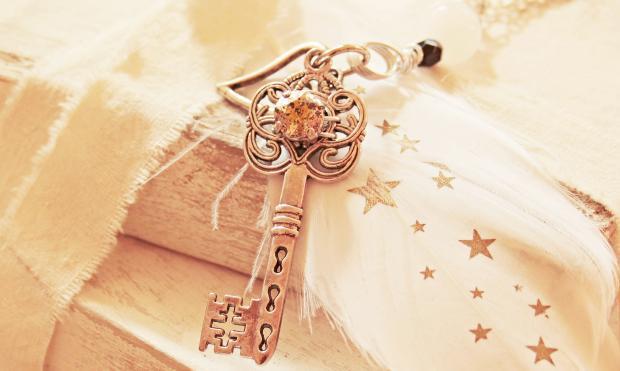 красивый ключ