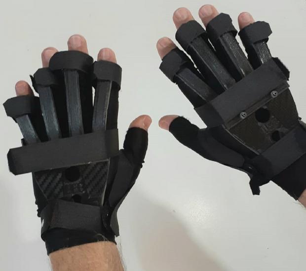 бионические перчатки